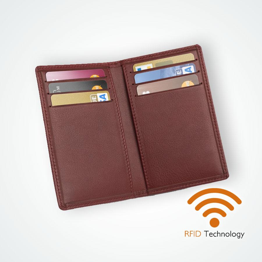 Porte Carte NFC RFID Safe Wecome Card Stop RFID NFCValue Serve - Porte cartes sécurisé protection rfid nfc