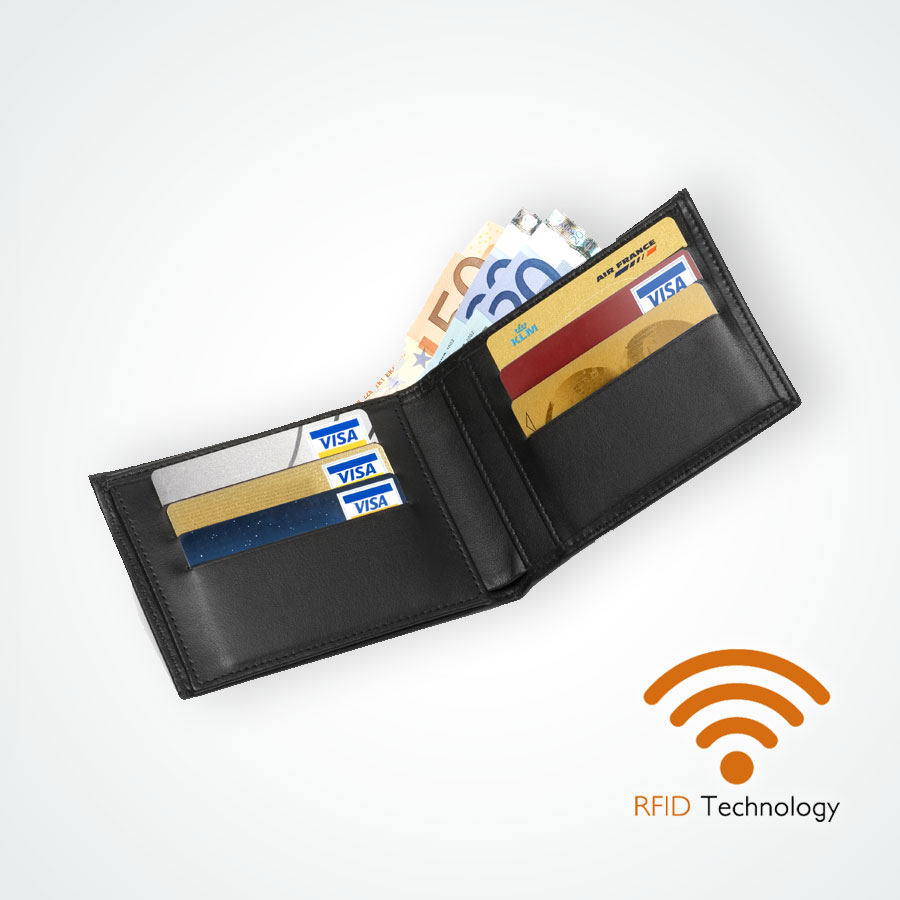 Feuille Protection Stop RFID Anti NFC Cartes Maroquinerie - Porte carte rfid